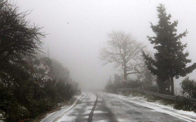 Το χωριό που «χτύπησε» περισσότερο η «Ωκεανίδα» - Με την χαμηλότερη θερμοκρασία