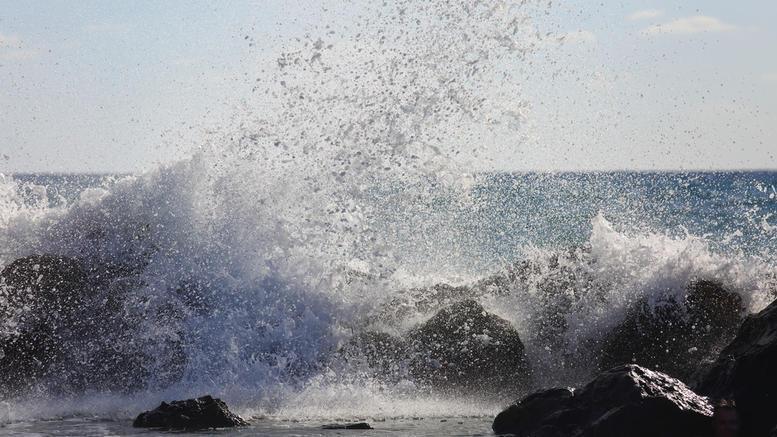 Πάνω από 140 χιλιόμετρα οι ριπές του ανέμου στο Αιγαίο