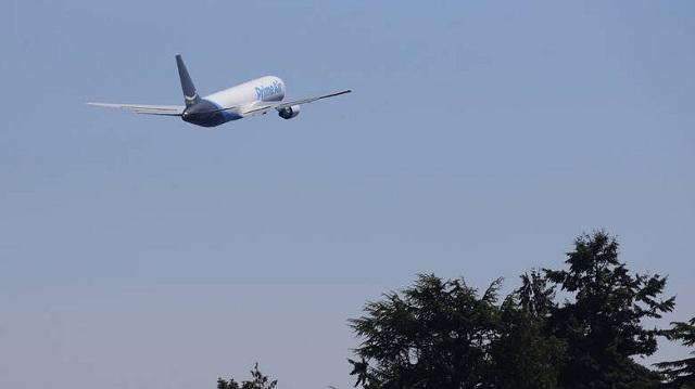Χιούστον: Ανασύρθηκαν δύο σοροί από τα συντρίμμια του Boeing 767 που συνετρίβη