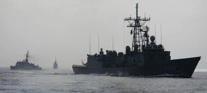 Γαλάζια Πατρίδα: Τεράστια πολεμική άσκηση της Τουρκίας σε Αιγαίο-Μεσόγειο, με 102 πλοία