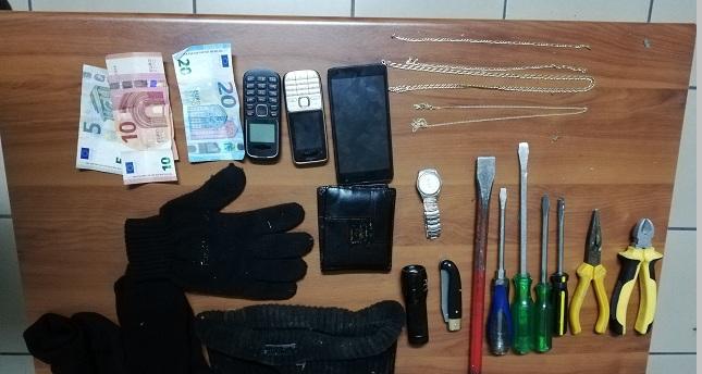 Συνελήφθη ο δράστης ληστείας σε βάρος ηλικιωμένων στον Τύρναβο