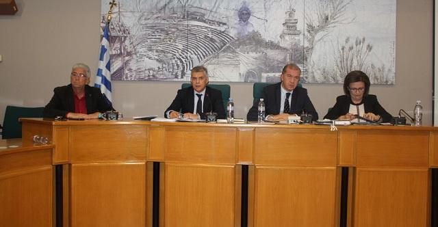 Συνεδρίαση του περιφερειακού συμβουλίου Θεσσαλίας