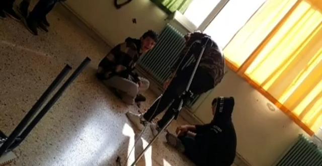 Σκηνοθέτης σε ταινία μικρού μήκους μαθητής του 3ου ΓΕΛ Βόλου