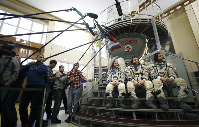 Ρωσία: Επτά αποστολές θα στείλει στο Διάστημα το 2019