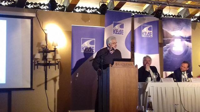 Στο συνέδριο της Κ.Ε.Δ.Ε. στη Λίμνη Πλαστήρα, ο Συντονιστής Ν. Ντίτορας