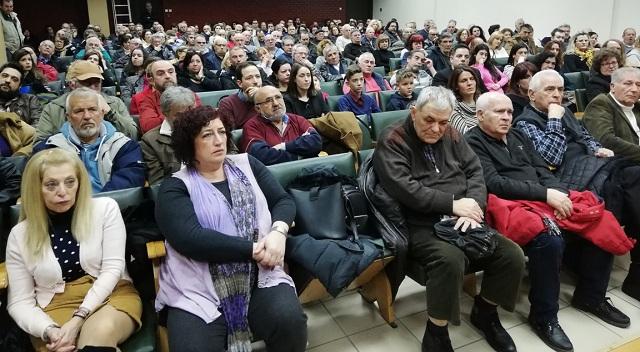 Οι 109 πρώτοι υποψήφιοι της «Λαϊκής Συσπείρωσης» στον Δήμο Βόλου