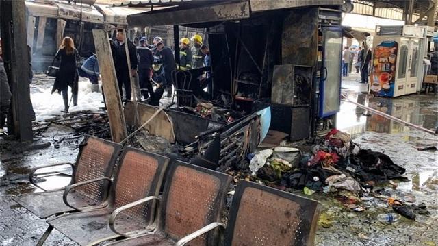 Ενας τσακωμός οδήγησε στην τραγωδία με τους 25 νεκρούς στο Κάιρο
