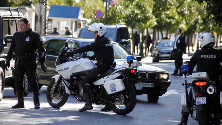 Επιχείρηση-σκούπα της ΕΛΑΣ στο κέντρο της Αθήνας για εγκληματική οργάνωση