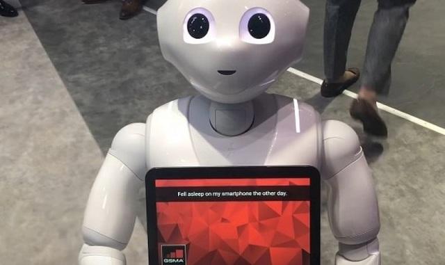 Το ρομπότ που κάνει... χρυσές δουλειές