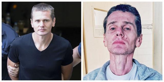 Οι εικόνες του «Mr. Bitcoin» στη φυλακή, μετά από 90 μέρες απεργία πείνας
