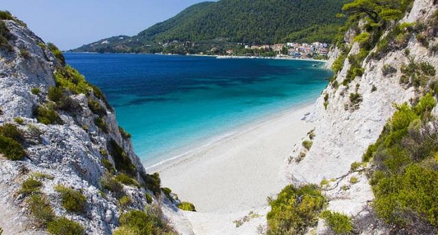 Παραλία της Σκοπέλου στις ωραιότερες της Ευρώπης