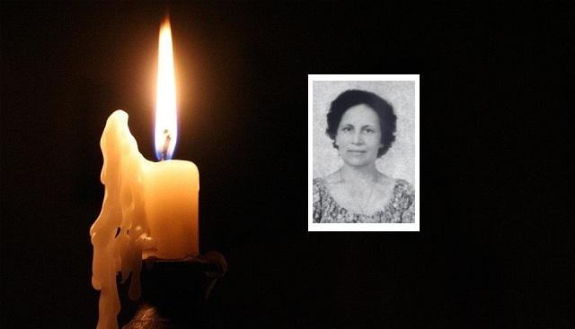 40ημερο μνημόσυνο ΣΜΑΡΑΓΔΑΣ  ΚΑΡΑΡΗΓΑ