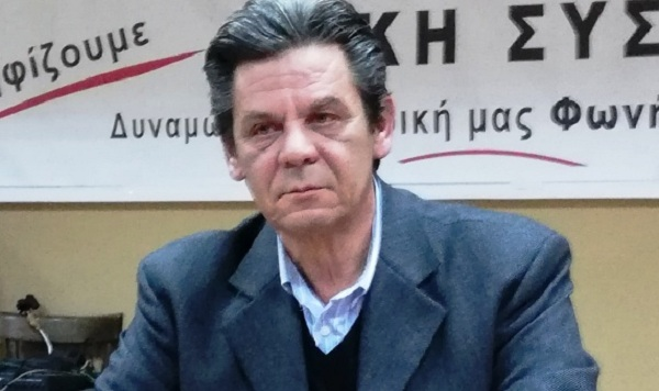 Απ. Ριζόπουλος: Ο λαός να καταδικάσει τις δηλώσεις Μπέου και την κυβερνητική πολιτική