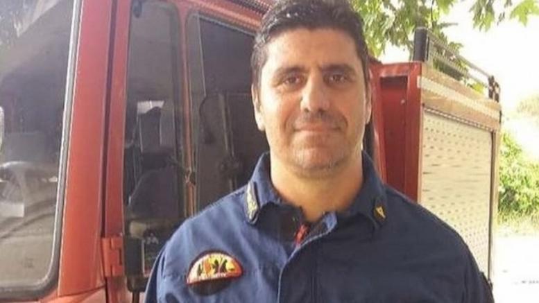 Η Θεσσαλονίκη αποχαιρετά σήμερα τον πυρονόμο Δημήτρη Τσαλή