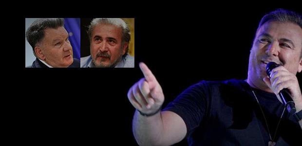 Ηρθαν στα χέρια Κούγιας- Λαζόπουλος στον Ρέμο