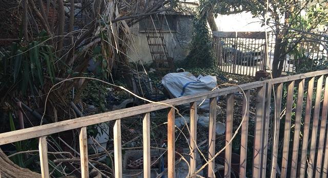 Σπίτι - υγειονομική... βόμβα στην «καρδιά» της Ν. Ιωνίας