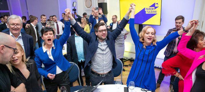 Εσθονία: Νίκη της Κεντροδεξιάς στις εκλογές, μεγάλη άνοδος της ακροδεξιάς