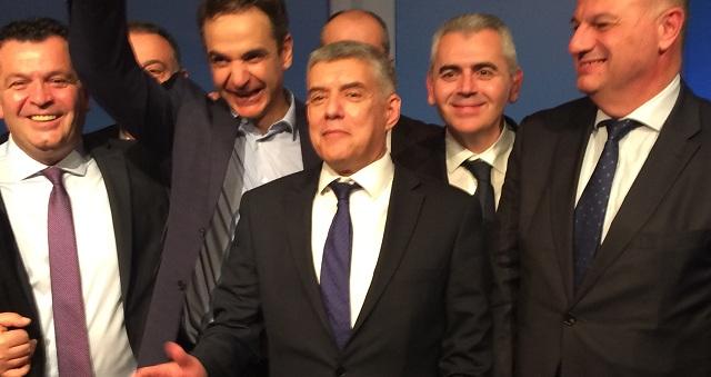 «Καμία περιφέρεια στα χέρια του ΣΥΡΙΖΑ» ζήτησε από τον Βόλο ο Κυρ. Μητσοτάκης