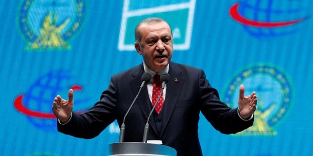 Ερντογάν: Έχουμε το Αιγαίο μας, τη Μεσόγειο μας, δεν έχουμε όμως Κουρδιστάν