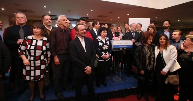 Οι 66 υποψήφιοι του συνδυασμού του Απόστολου Παπαδούλη