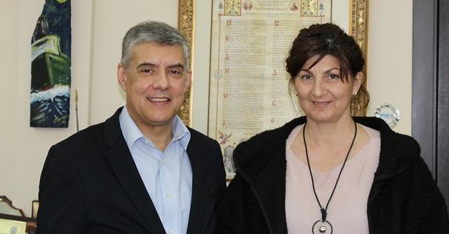 Υποψήφια με το συνδυασμό του Κ. Αγοραστού στη Μαγνησία η Κατερίνα Τσοπουρίδου