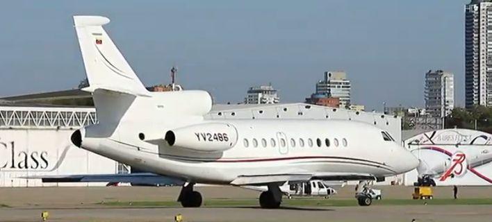 Η ΥΠΑ επιβεβαιώνει: Ο ΥΠΕΞ της Βενεζουέλας ήταν στο κυβερνητικό αεροσκάφος