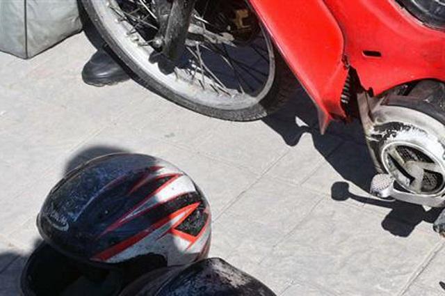 Τροχαίο με θύμα 30χρονο κούριερ στη Λάρισα
