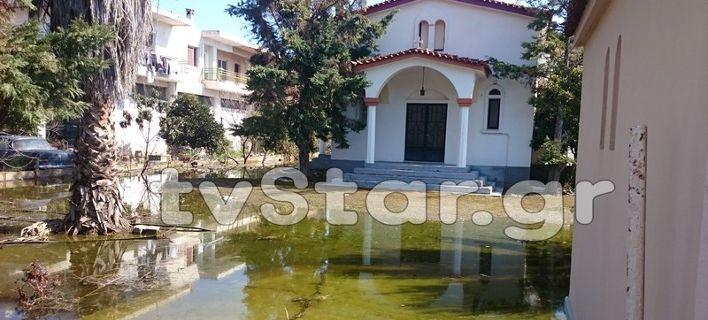 Χαλκίδα: Σε κατάσταση έκτακτης ανάγκης δύο περιοχές λόγω πλημμυρών