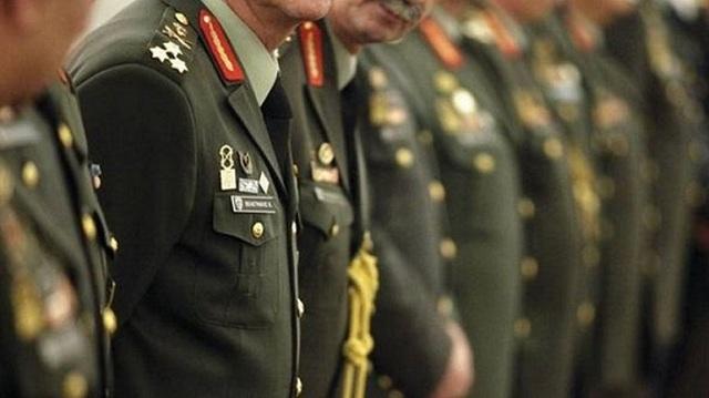 Οι πίνακες εκτάκτων κρίσεων των Συνταγματαρχών Σωμάτων Στρατού Ξηράς