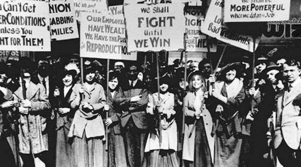 Εκδήλωση στον Βόλο για την Παγκόσμια Ημέρας της Γυναίκας