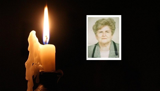 Κηδεία ΕΛΕΝΗΣ ΚΟΝΤΟΥ