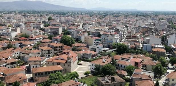 Στα Τρίκαλα καταγράφηκε χθες η υψηλότερη θερμοκρασία