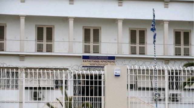 Μακελειό στον Κορυδαλλό: Ενας νεκρός, 8 τραυματίες σε συμπλοκή κρατουμένων