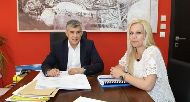 Ξεκινούν νέα έργα 4,3 εκατ. ευρώ σε Μαγνησία και Σποράδες