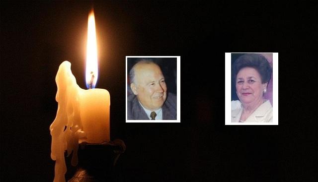 Ετήσιο μνημόσυνο ΧΡΥΣΑΝΘΗΣ ΔΕΣΠΟΤΟΠΟΥΛΟΥ & 40ημερο μνημόσυνο ΑΝΑΣΤΑΣΙΟΥ ΔΕΣΠΟΤΟΠΟΥΛΟΥ