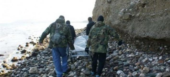 Δεύτερο πτώμα σε παραλία της Λέσβου