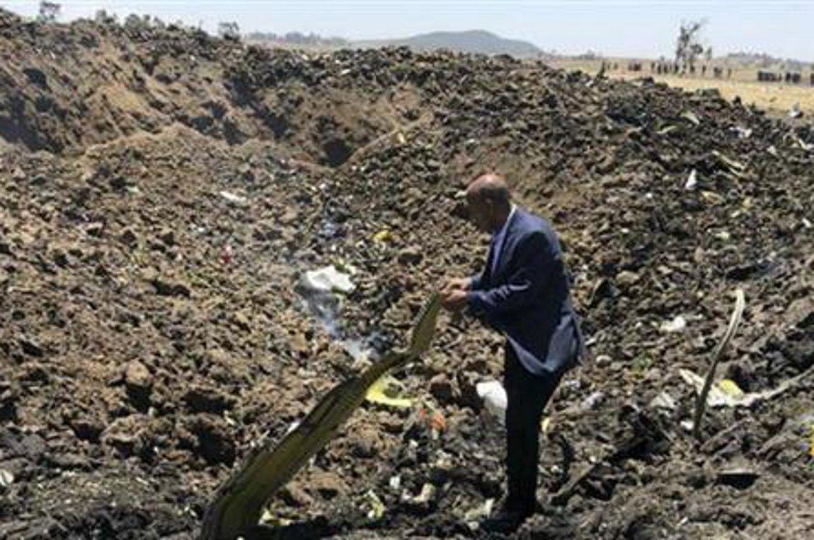 Από 33 χώρες οι επιβαίνοντες στο μοιραίο Β-737 των αιθιοπικών αερογραμμών