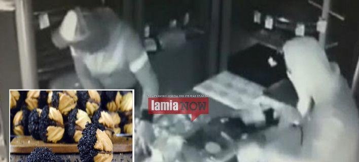 Κλέφτες με... υπογλυκαιμία σε φούρνο: Δεν βρήκαν χρήματα και άρπαξαν τα βουτήματα