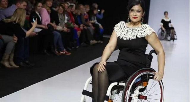 Επίδειξη μόδας στον Βόλο για άτομα με αναπηρίες