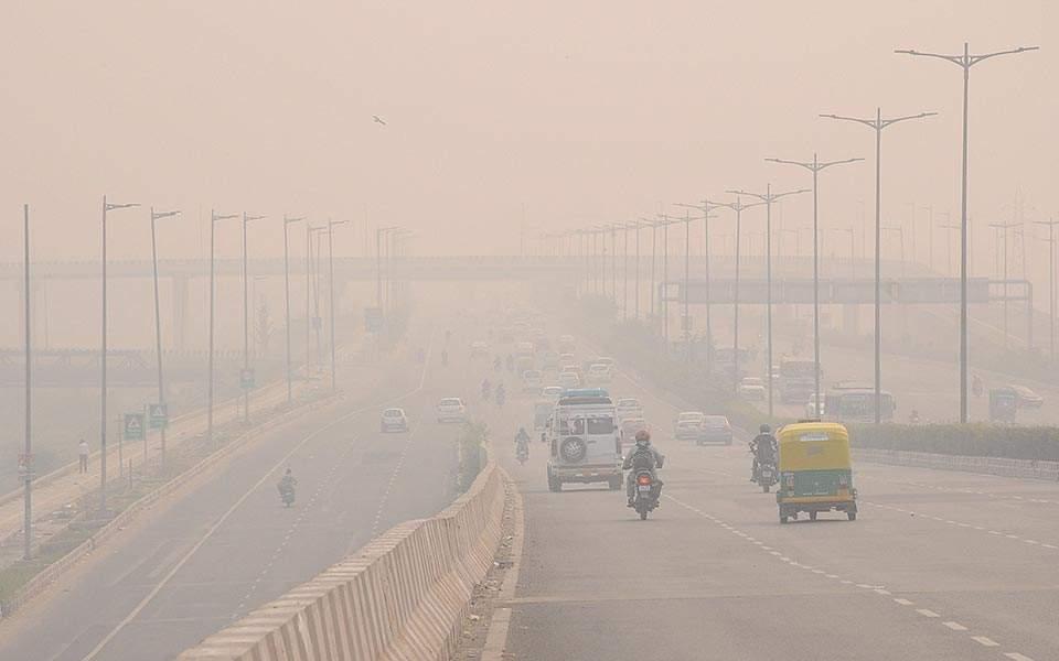 Η ατμοσφαιρική ρύπανση ευθύνεται για περισσότερους θανάτους από το κάπνισμα