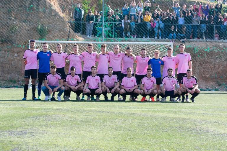 Το 1ο ΓΕΛ Βόλου κατέκτησε το σχολικό πρωτάθλημα