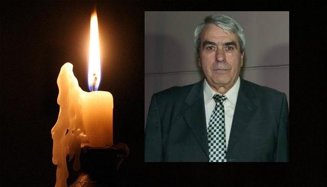 Σήμερα η κηδεία του Δημήτρη Γαρουφαλιά