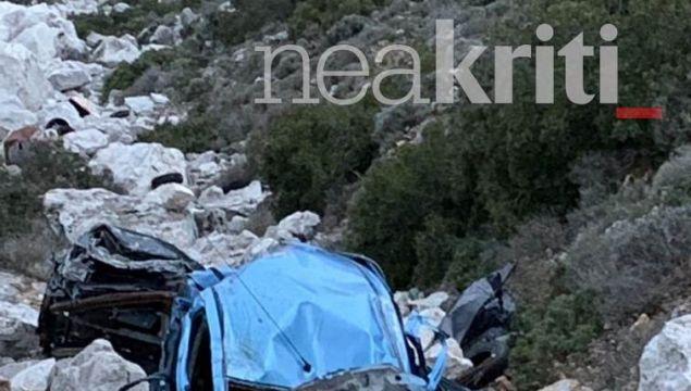 Σοβαρά τραυματισμένη η μητέρα και το ένα παιδί της: Επεσαν σε γκρεμό 100μ.