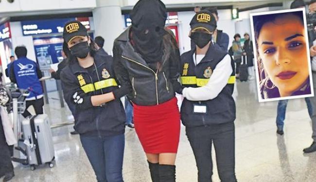 Αθώα η Ειρήνη Μελισσαροπούλου για την κοκαΐνη στο Χονγκ Κονγκ