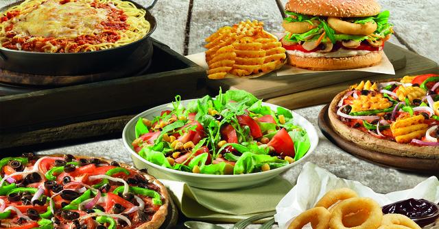 Σαρακοστή με χορτοφαγικές επιλογές από την Pizza Fan