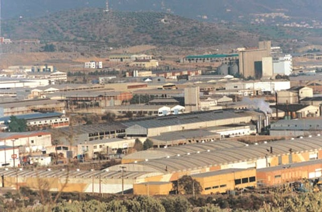 Απόπειρα κλοπής από εργοστάσιο στην Α΄ ΒΙ.ΠΕ. Βόλου