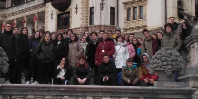 Εκπαιδευτική επίσκεψη του 6ου ΓΕΛ Βόλου στο Βουκουρέστι