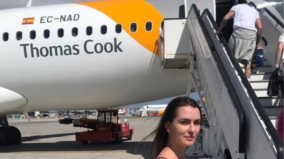 Αεροπορική σε 21χρονη Βρετανίδα: «Σκεπάσου ή κατέβα από το αεροπλάνο»