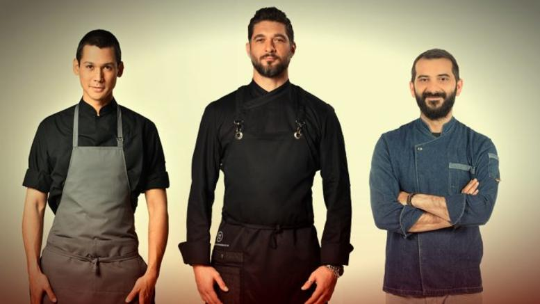 Η άγνωστη ζωή των τριών κριτών του MasterChef