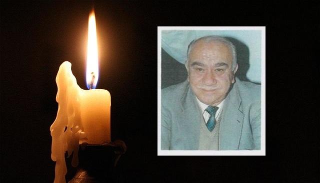 40ημερο μνημόσυνο ΝΙΚΟΛΑΟΥ Γ. ΚΡΟΤΟΠΟΥΛΟΥ